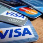 クレジットカードの利用